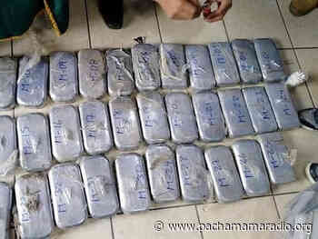 Detienen a una pareja que transportaba droga en la ciudad de Puno - Pachamama radio 850 AM