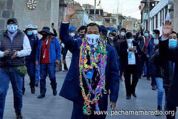 Nuevo rector de la UNA Puno anuncia que pedirá intervención de Contraloría de la República - Pachamama radio 850 AM