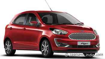 Ford Figo automatic variants launched in India starting at Rs 7.75 lakh