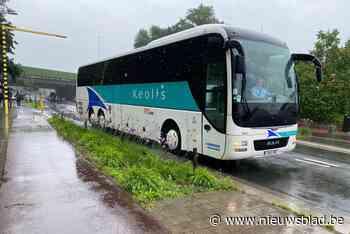 77ste Sint-Paulus Scouts twee dagen eerder thuis van kamp door waterellende - Het Nieuwsblad