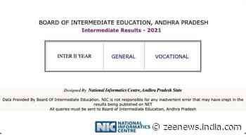 AP Inter Result 2021: BIEAP reveals Inter 2nd year Results, know how to check and other important updates