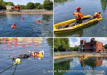 Police and fire service issue warning to keep out of open water