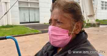 Vacuna COVID Irapuato: María Concepción espera que pronto se acabe la pandemia - Periódico AM