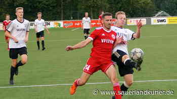 Amateurfußball: Zehnter Veltins-Cup - diese Teams sind 2021 dabei - sauerlandkurier.de