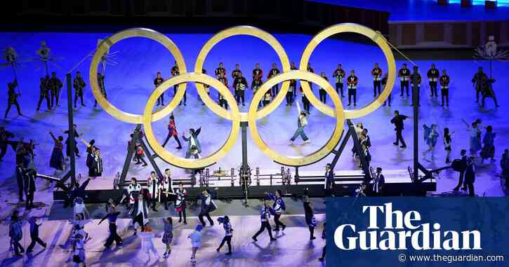 Tokyo Olympics opening ceremony – in pictures