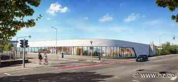 Neues Einkaufszentrum in Giengen: Darum sind die Bauarbeiten für Lidl & Co. in der Südstadt ins Stocken geraten - Heidenheimer Zeitung