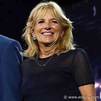 """First Lady Jill Biden Thanks U.S. Olympic Team """"for the Tears and Sweat"""" in Open Letter"""