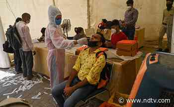 Delhi Logs 58 New COVID-19 Cases, Positivity Rate Slightly Rises To 0.09% - NDTV
