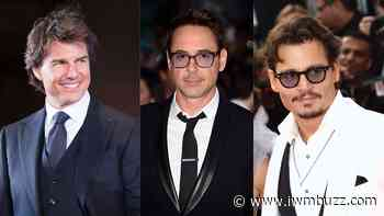 From Robert Downey Jr to Johnny Depp: 3 Highest-Paid Actors in Hollywood Who Cracked The Most Expensive Deals - IWMBuzz