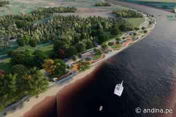 San Martín: gobierno regional promueve construcción de malecón en Moyobamba - Agencia Andina
