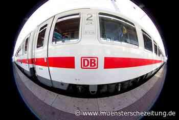 Münster, Bremen, Dortmund und Osnabrück fordern schnellere Züge