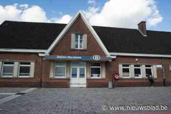 Bomexpert en opvangcentra voorzien voor graafwerken aan station Merelbeke
