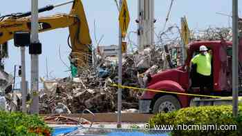 Avenue Next to Collapsed Surfside Condo Could Fail: Engineer