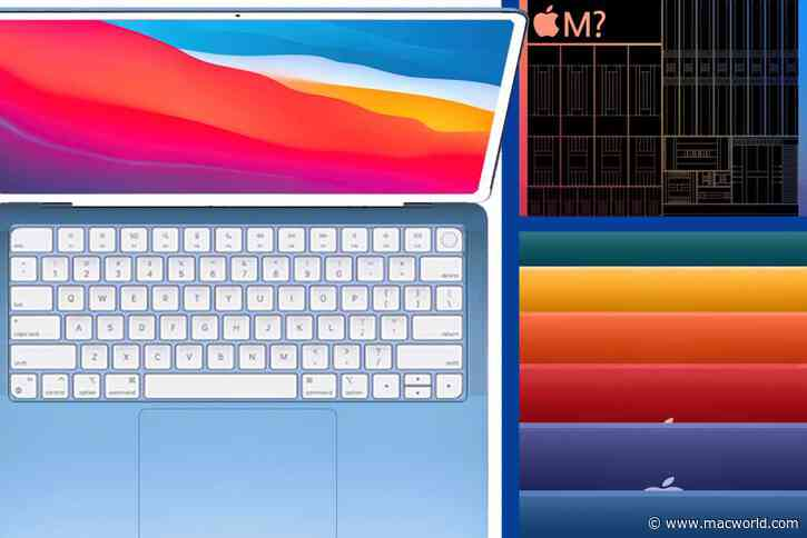 The next MacBook Air: Mid-2022 eyed for mini-LED M2 redesign