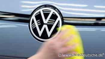 """Chip-Probleme bleiben für VW in China """"sicher ein Thema"""" - Süddeutsche Zeitung"""