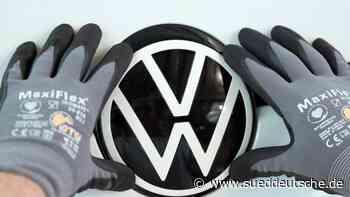 Halbleiter-Krise: Produktionsausfälle nehmen bei VW zu - Süddeutsche Zeitung