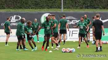 Von Wolfsburg bis Hertha: So viele Profis stehen in den Kadern - fussball.news