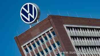 VW will mit Software-Sparte auch Tesla und Google angreifen - Süddeutsche Zeitung