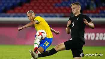 Deutschland gegen Brasilien bei Olympia 2021 – Aufholjagd nach Albtraum-Halbzeit - fr.de