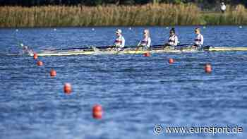 Olympia 2021: Deutscher Damen-Doppelvierer gewinnt Vorlauf in Tokio nach hartem Fight - Eurosport DE