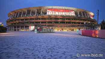 Olympia 2021: Keine Zuschauer! So wenig Feier war bei der Eröffnung noch nie - BILD