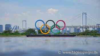 Olympia 2021 in Tokio: Zeitplan, Sportarten und die Highlights in Japan - Tagesspiegel