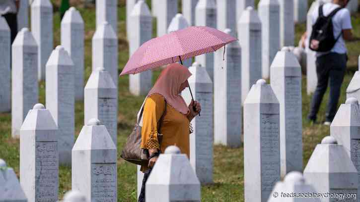Top International Official in Bosnia Bans Denial of Genocide