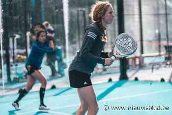 Vlaams geld voor padel en tennis