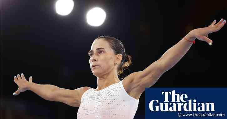 Uzbek legend Oksana Chusovitina set for one final attempt at Olympic glory   Tumaini Carayol