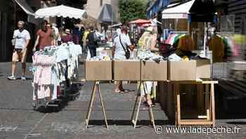 Albi : la braderie d'été des commerçants débute ce jeudi - LaDepeche.fr