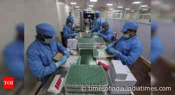 There has been no shortage of vaccines, government providing free jabs to states, UTs, Lok Sabha told