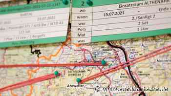Betroffene aus Kreis Ahrweiler können Soforthilfe beantragen - Süddeutsche Zeitung