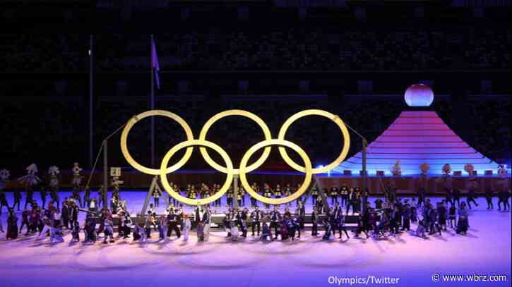 Olympics Opening Ceremony begins in Tokyo