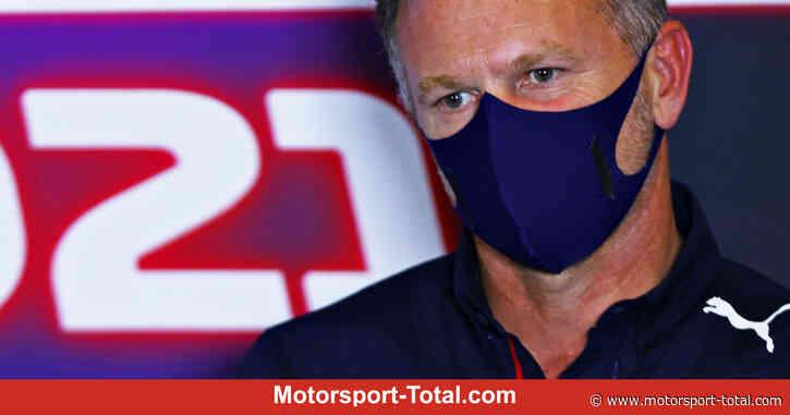 """Horner attackiert Lewis Hamilton: """"Ziemlich amateurhafter Fehler"""" - Motorsport-Total.com"""