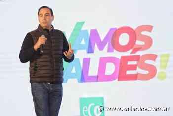 Gustavo Valdés presenta candidatos en Esquina, Goya y Bella Vista - Radio Dos Corrientes