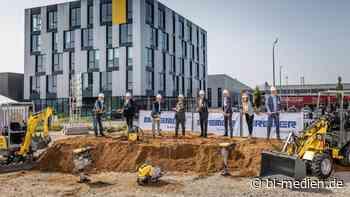 Wacker Neuson baut neues Logistikzentrum in Reichertshofen - www.bi-medien.de