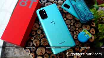 OnePlus 8T Starts Receiving OxygenOS 11.0.9.9 Update With Hotfix for Nightscape Mode Issue