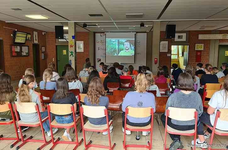Zoo zu Gast an Marktbreiter Realschulen