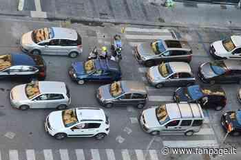 Disastro zona rossa G20, da Santa Lucia a piazza Trieste e Trento traffico impazzito - Fanpage.it