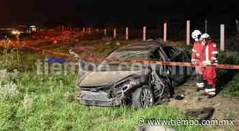 Identifican a joven muerto tras volcadura en carretera Delicias - El Tiempo de México