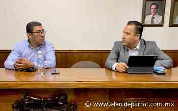 Se reúnen en Delicias presidente municipal electo y alcalde saliente - El Sol de Parral