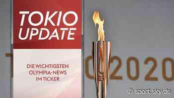 Olympia 2021: Alle News, Videos und Infos aus Tokio im Ticker - Sky Sport