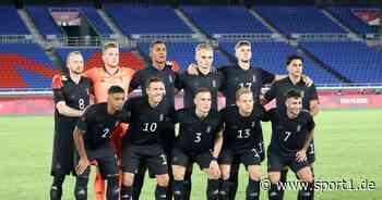 Olympia 2021: Deutsche Fußballer nehmen doch an Eröffnungsfeier teil - SPORT1
