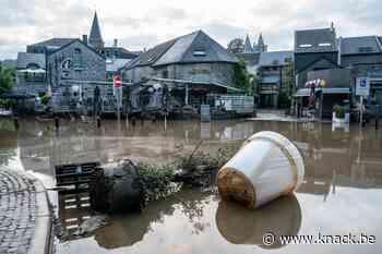 Wallonië start noodwerken om nieuwe overstromingen te vermijden