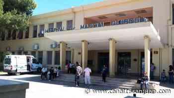 Persecución en el Marcial Quiroga: un reo golpeó a un policía para escapar - Diario 13 San Juan