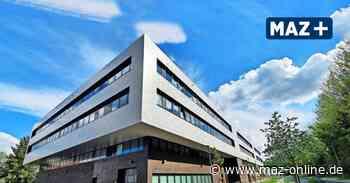 Robert-Koch-Institut zieht nach Wildau - Märkische Allgemeine Zeitung