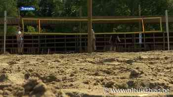 Beachvolleybaltoernooi Baal Beach gestart in afgeslankte vorm, geen strandfuif wel zomerbar