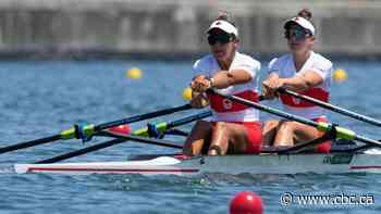 After suffering childhood brain injury, Canadian rower rebounds to become Olympian