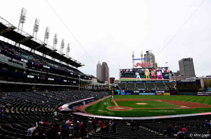 Cleveland Indians change team name to 'Guardians'