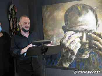 La rencontre entre un tableau de Guy Matchoro et un texte - Le Journal du Centre